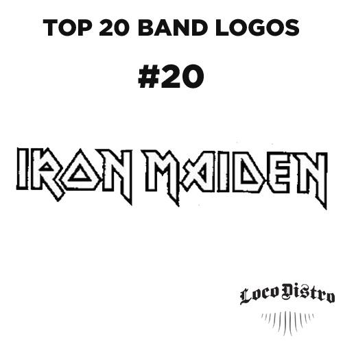 20 Best Band Logos