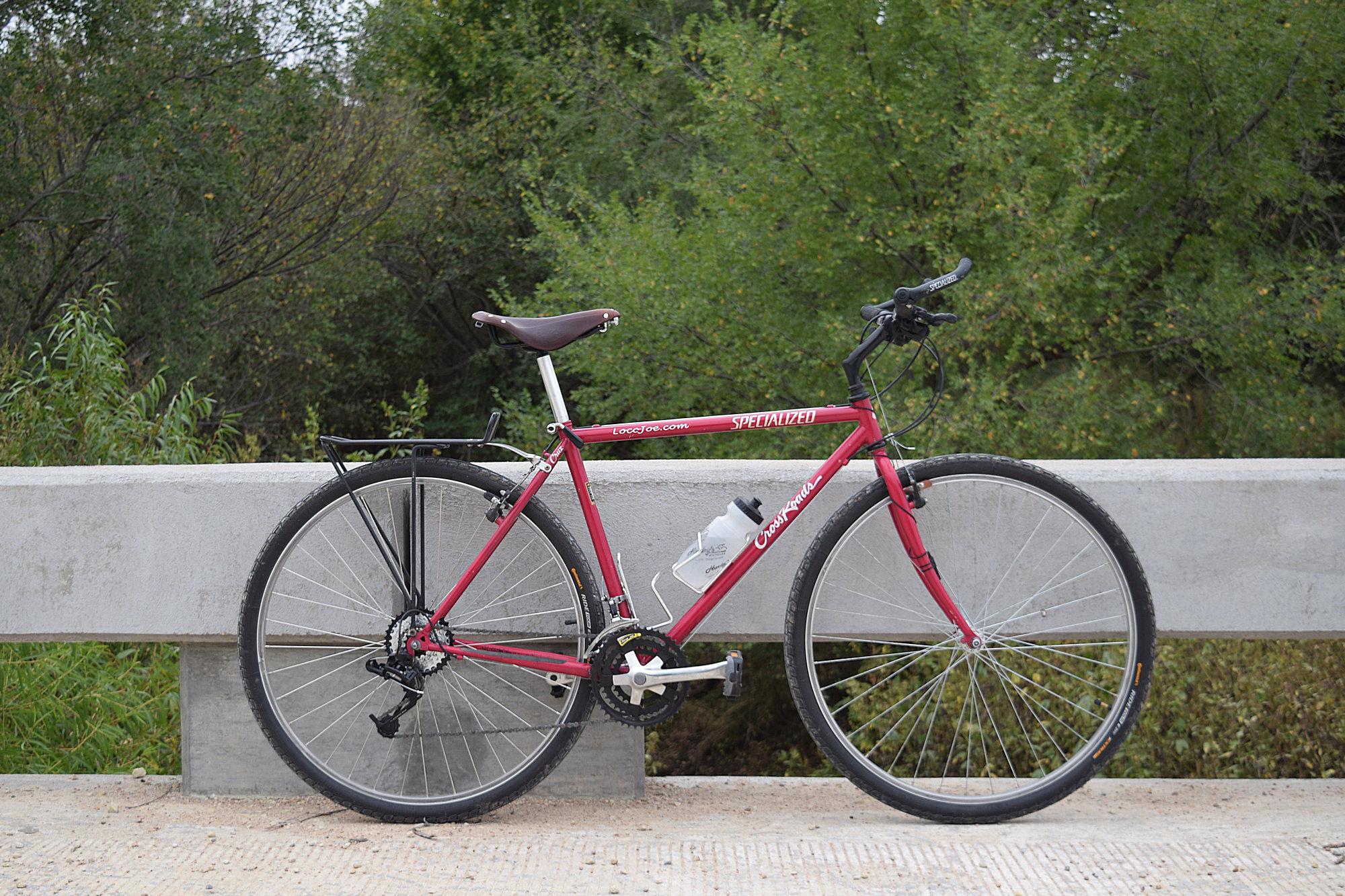 upgrades on the crossroads locojoe bikes. Black Bedroom Furniture Sets. Home Design Ideas
