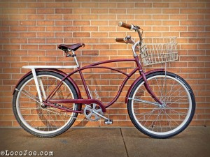 schwinn custom cruiser