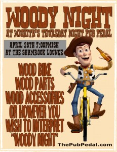 2016 woody night