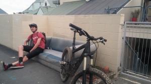 Adam Diggle in New Zealand NZ