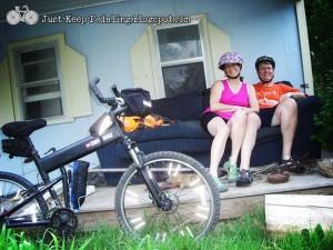 Heidi & Steve in Kansas