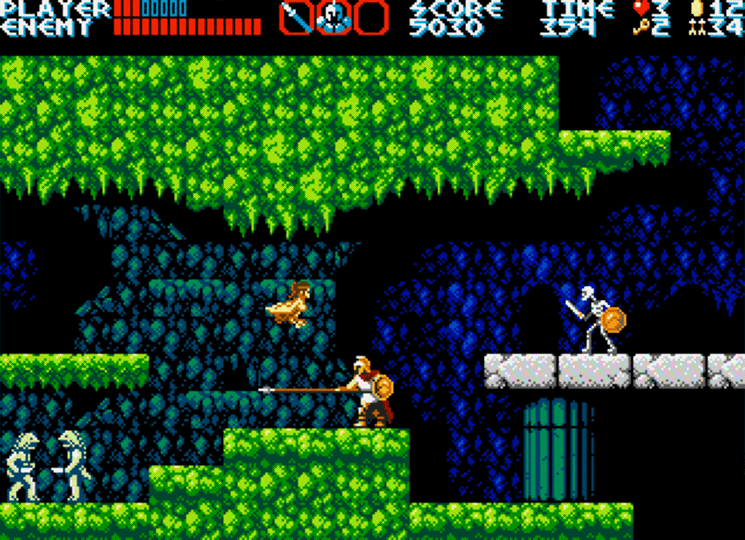 The Curse Of Issyos Locomalito