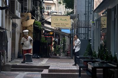 Restaurants of SoHo