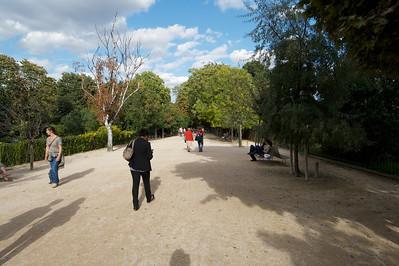 Walkabout in Jardin de Plantes
