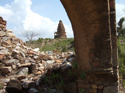 Temples of Bhangarh