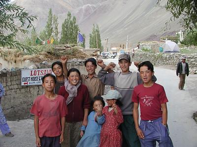Likir Village