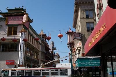 Grant Avenue, Chinatown