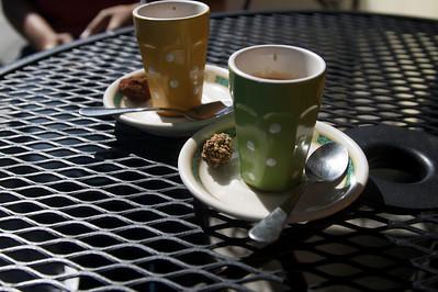 Espresso and Truffles