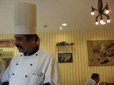 Chef at YBR.