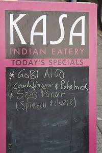 Kasa at San Francisco, intersection of Fillmore and Filbert