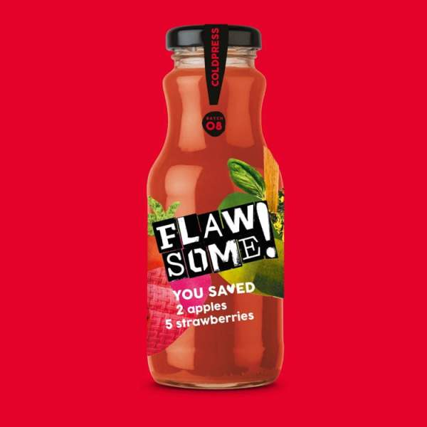 Flawsome - Strawberries and Apples Available on LocoSoco