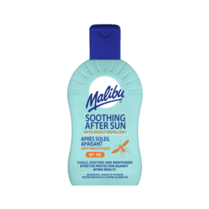 After Sun Lotion with Insect Repellent by Malibu - Available on LocoSoco FM520 (2)