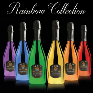 The Rainbow Collection- By Torti Family - Available through LocoSoco
