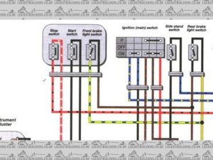 5pw R1 2002 wiring vs 2003