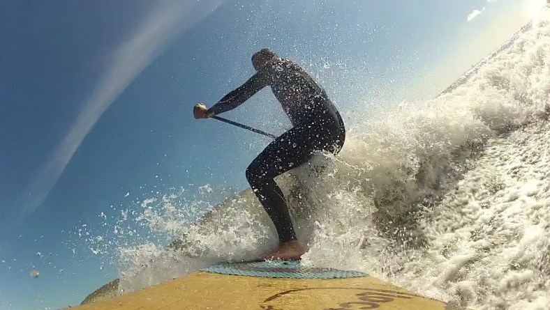 5 killer UK SUP Surf Spots