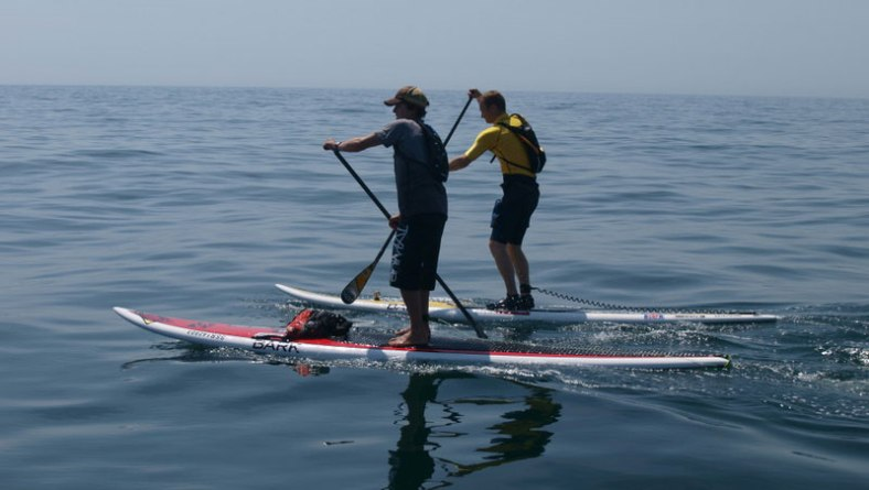 Top 5 Global SUP Crossings