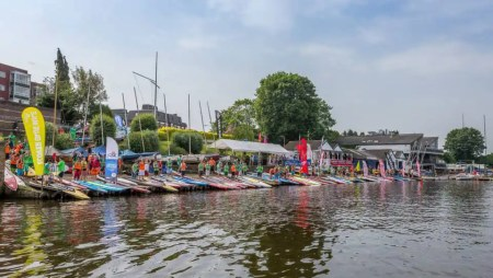 2014 Battle of The Thames SUP Race Round Up