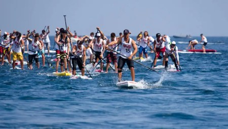 Loco Beginner SUP Racing Tips