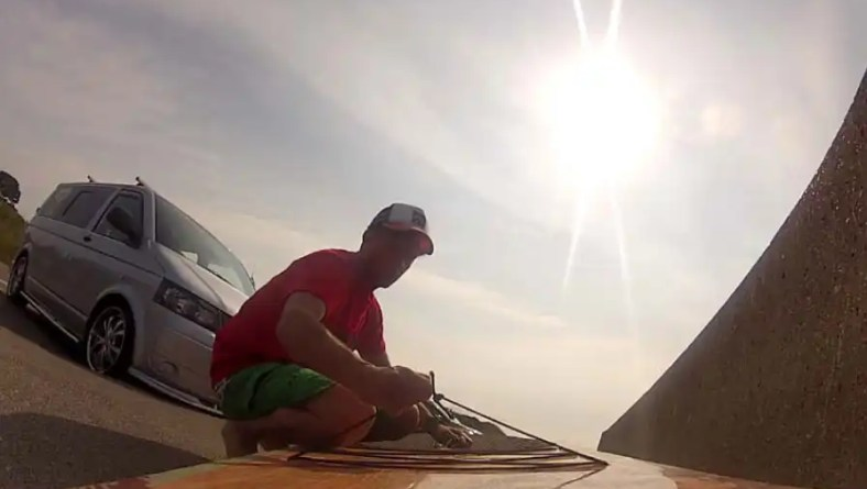 Flatwater SUP Fun – Mark Iles Interview