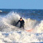 "5'8"" Loco Surfboard Demo in South Shields"