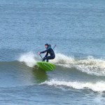 """7'4"""" Loco SUP Paddle Board Reviewed by Steve Laddiman"""