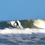 North East Loco SUP Surfing