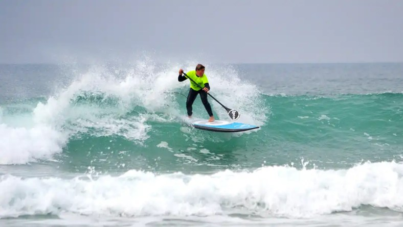 Finn Gamblin Makes U16 BSUPA National SUP Finals