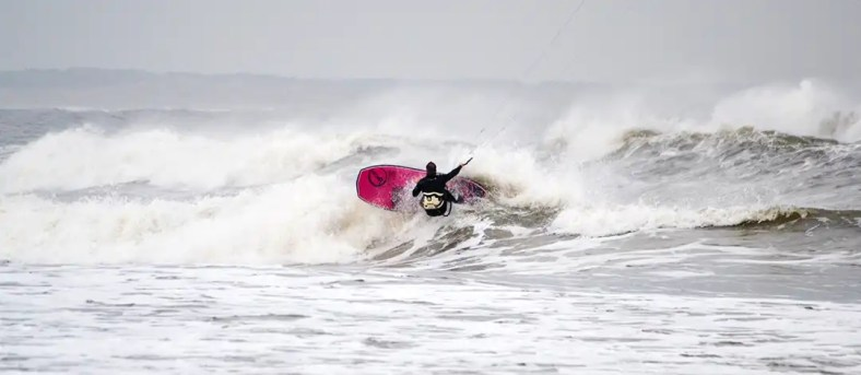 Loco Aztec SUP Wave Kiting Smack