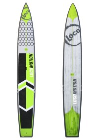 2020 Loco 14′ Motion Race Board SUP Range