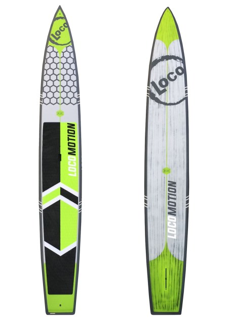2019 Loco 14′ Motion Race Board SUP Range