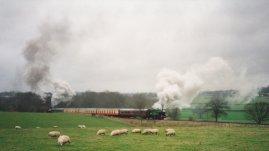 Tenterden Bank - DS238 Wainwright & 24 William H Austen