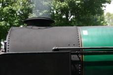 Watercress Railway - Alresford - 850 Lord Nelson 17 June 2012