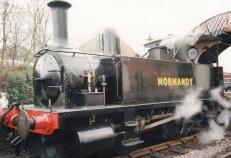 1995 - Sheffield Park - 96 Normandy