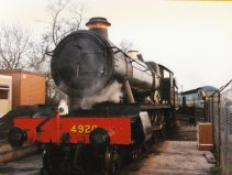 033 - Bishops Lydeard - 49xx Hall Class 4920 Dumbleton Hall