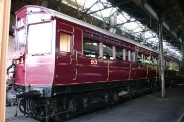 Didcot Railway Centre - 93 Steam Railmotor