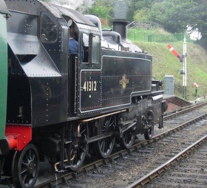 2008 - Ropley - Ivatt 2MT - 41312