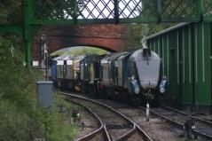 Watercress Railway - Ropley - LNER A4 4464 Bittern