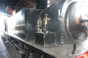 2011 - Bluebell Railway - Sheffield Park - LSWR B4 - 96 Normandy