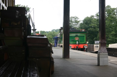 2009 Bluebell Railway - Sheffield Park - SECR C class - 592 (3)