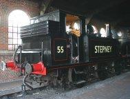 2011 - Bluebell Railway - Sheffield Park - A1X Terrier - 55 Stepney