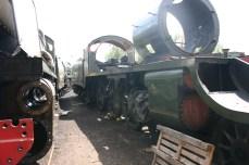 2011 - Bluebell Railway - Sheffield Park - 1638 & S15 class - 847
