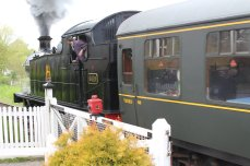 2013 - Kent and East Sussex Railway - Tenterden Town - Ex-GWR 56xx - 6619