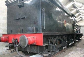 2011 - North York Moors Railway - Grosmont - Ex-LNER Q6 - 63395