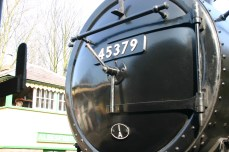 2012 Spring Steam Gala - Watercress Line - Alresford - 45379