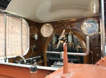 2013 National Railway Museum York - The Great Gathering - LBSCR B1 class - 0-4-2 214 Gladstone cab