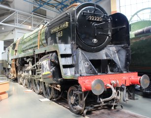 2013 National Railway Museum York - The Great Gathering - BR Standard 9F 92220 Evening Star