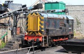 2014 - Swanage Railway - Swanage class 08 - 08436
