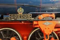 Severn Valley Railway Highley Engine House July 2016 - WD 2-10-0 no 600 Gordon Longmoor Military Railway LMR (5)
