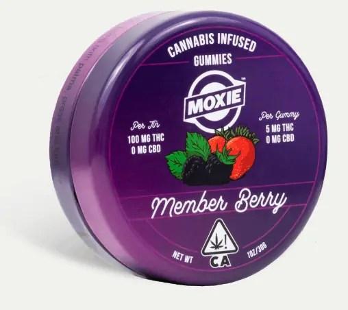 loctin edible tin in purple.